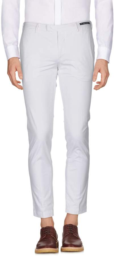 Pt01 GHOST PROJECT Casual pants - Item 13142181MR