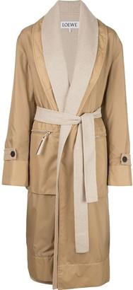 Loewe Double-Layer Coat