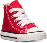 Converse Toddler Boys' or Baby Boys' Chuck Taylor Hi Casual Sneakers from Finish Line