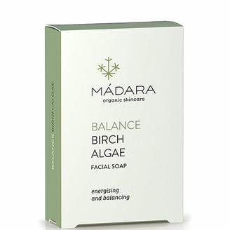 Madara Birch Algae Balancing Face Soap 70g