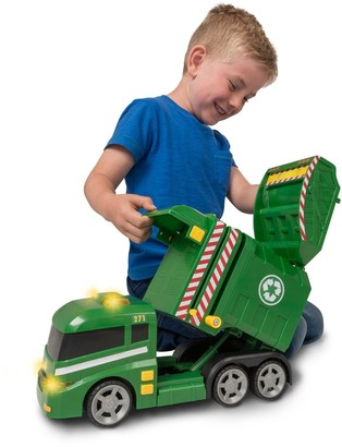Teamsterz Light & Sound Garbage Truck