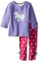 Hatley Long Sleeve Tee & Leggings Set - Unicorns (Infant)