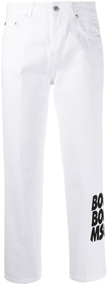 MSGM Boom jeans