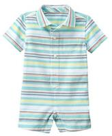 Gymboree Striped Polo 1-Piece