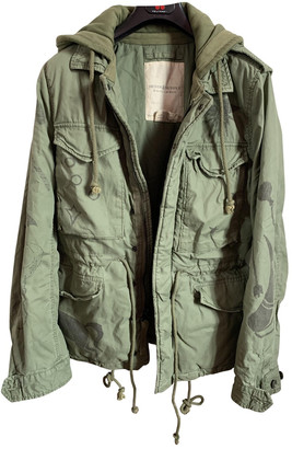 Denim & Supply Ralph Lauren Green Cotton Jackets