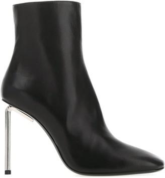 Off-White Allen Stiletto Ankle Boots