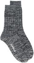 Enfold blurry stripes socks