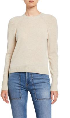 Frame Sustainable Cashmere Raglan-Sleeve Sweater
