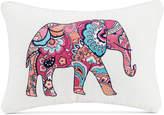 "Vera Bradley Elephant 12"" x 18"" Decorative Pillow Bedding"