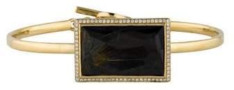Ippolita Diamond and Hematite Doublet Gelato Bracelet w/ Tags