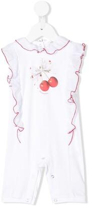 MonnaLisa Cherry Sleeveless Bodygrow
