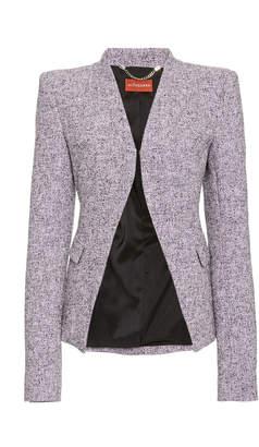 Altuzarra Yori Collarless Wool Jacket