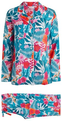 Derek Rose Ledbury Pyjama Set