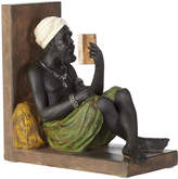 OKA Pair of The Avid Reader Bookends