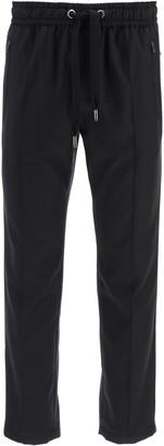 Dolce & Gabbana Wool Jogger Pants