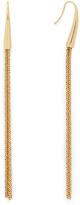 Diane von Furstenberg Chain Tassel Earring