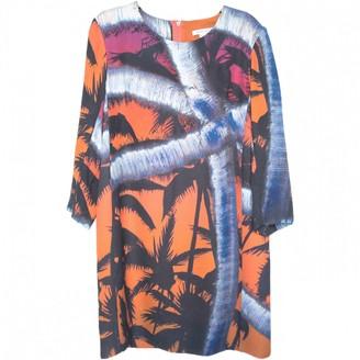 Surface to Air Multicolour Silk Dress for Women