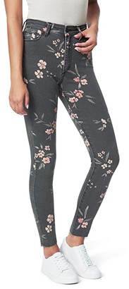 Joe's Jeans Charlie Ankle Cut Hem Jeans in Painted Blossom (Painted Blossom) Women's Jeans
