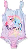 Mothercare Baby GirLong Sleeve Jg Mlp Character Swimsuit Swimsuit