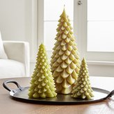 Crate & Barrel Tree Candles