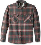 Quiksilver Men's Fitz Forktail Flannel Shirt