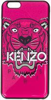 Kenzo Tiger iPhone 6 Plus case - women - Polyurethane - One Size