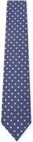 Eton Large Spot Wool-silk Tie