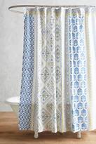 Anthropologie Azule Shower Curtain