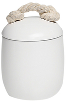 Torre & Tagus Small Cape Ceramic Canister