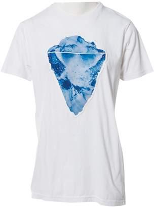 Iceberg White Cotton Tops