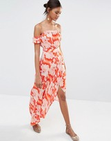 Flynn Skye Bella Floral Print Maxi Dress