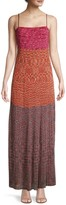 Thumbnail for your product : M Missoni Colorblock Maxi Dress