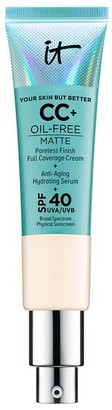 It Cosmetics CC+ Cream Matte SPF40