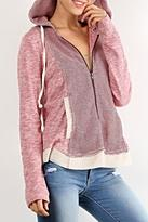 Hem & Thread Lollipop Stripes Hoodie