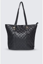 Select Fashion Fashion Quilted Tote Bag - size One