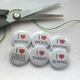 The Bellwether Craft Lover's Pin Badge Or Magnet