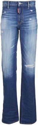 DSQUARED2 Dalma Angels Bootcut Jeans