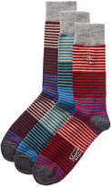 Original Penguin Set Of 3 Socks