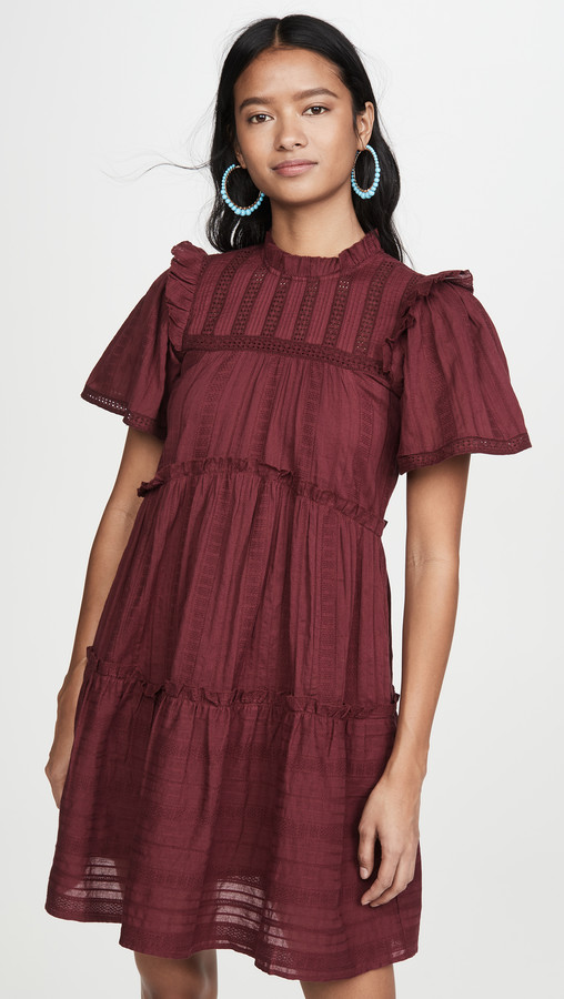 Sea Pascale Short Tunic Dress