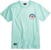 Lrg Men's Sealed Graphic-Print Logo Cotton T-Shirt