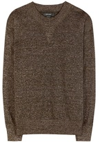 Isabel Marant Wal Metallic Sweater