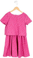 Kate Spade Girls' Embroidered Dress
