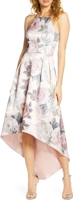 Chi Chi London Shantal Sleeveless High/Low Gown