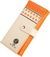 Surker Korean Creative EXO Lady Cute and Fashion Essential Wallets BAG00359A