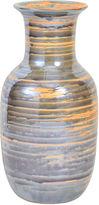 Asstd National Brand Reactive Scratch Vase Green