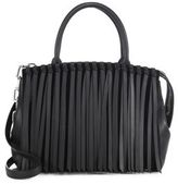 Alexander Wang Attica Fringed Leather Satchel
