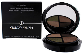 Giorgio Armani 0.125Oz #06 Incognito Eye Quatro Eyeshadow Palette