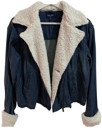 Splendid Blue Jacket for Women