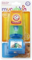 Munchkin Arm and Hammer Diaper Bag Dispenser and 24-Count Bags in Lavender