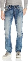 Rock Revival Men's Cyrek J201 Straight Leg Jean